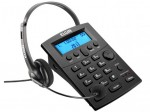 Headset Elgin Hst-8000 adaptado para telemensagem